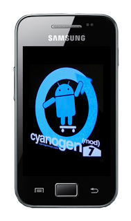 Get CyanogenMod on your Samsung Galaxy Ace for better